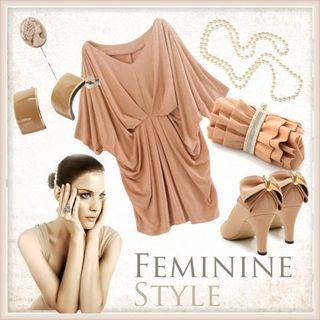 【 秋タイプ 】パーソナルカラー別・お呼ばれドレスの選び方💛