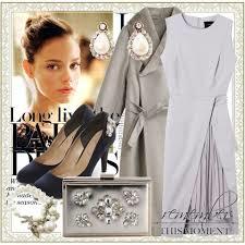 【 冬タイプ 】パーソナルカラー別・お呼ばれドレスの選び方💛